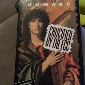 1991 Howard Stern-Crucified By The FCC 2 Cassette